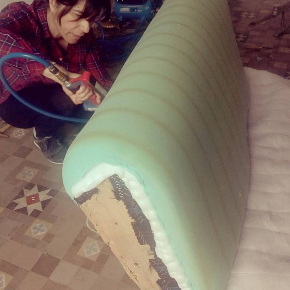 yok restore funiture upholstery sofa