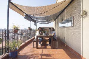 yok rooftop terrace Barcelona